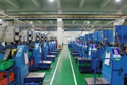 Production process of Waved spring washers