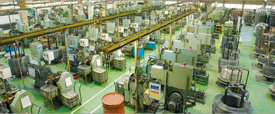 Waved spring washer factory