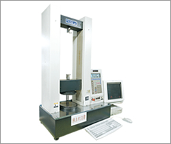 Automatic compression/tension spring tester